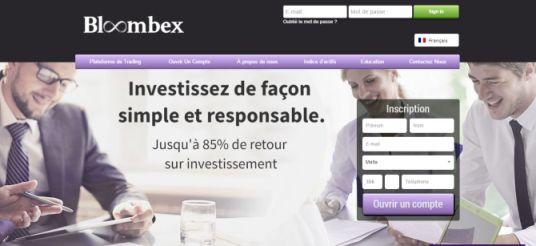 bloombex-options-arnaque