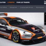 ip option aston martin racing