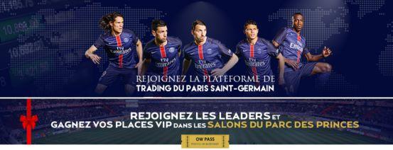 Partenaires du PSG