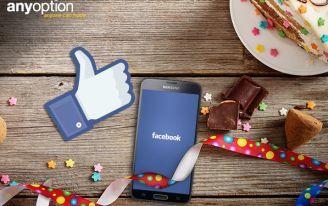 Défi Facebook