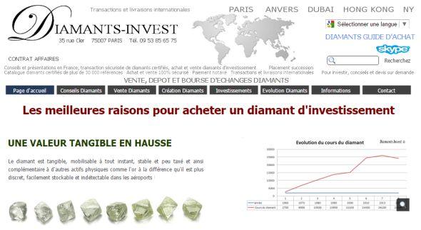 Diamants Invest