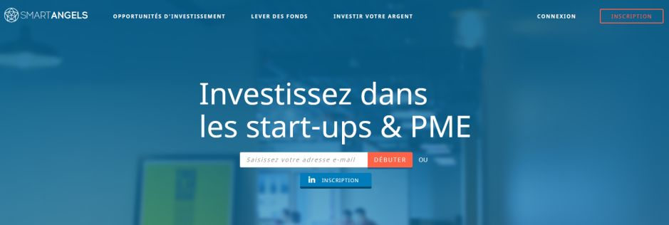 SmartAngels financement participatif