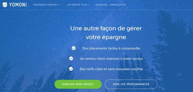 Yomoni avis sur une Fintech au service de votre épargne