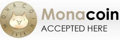 MonaCoin crypto monnaie