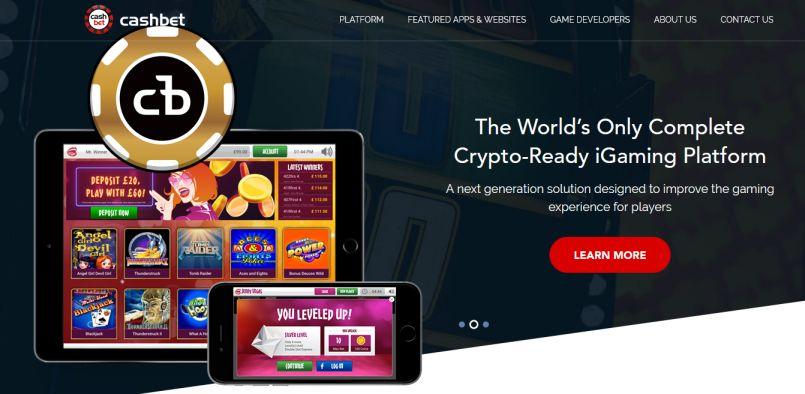 CashBet lance la crypto-monnaie CashBet Coin