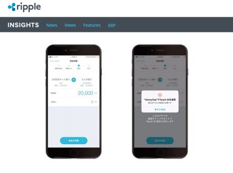Application MoneyTap Ripple