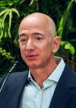 Jeff Bezos, PDG Amazon